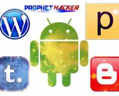Android-Blogging-Apps