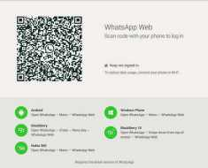 whatsapp chat web feature