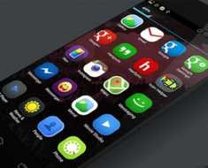 android mobile launcher