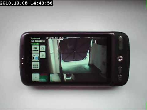 IP Webcam android Camera