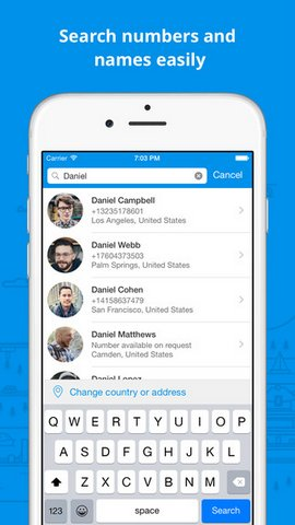 Block Calls and Identify Unknown Callers Truecaller iPhone