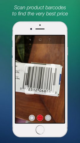 How do you scan coupons with your iphone