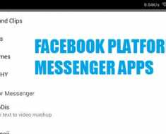 Facebook Platform Messenger Apps