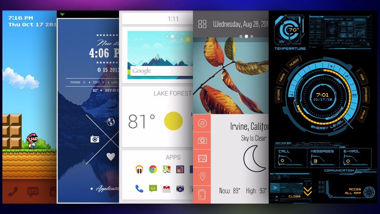 Smart Android Apps