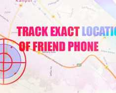 TRACK EXACT LOCATION OF FRIEND PHONE