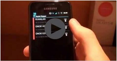 Hack WiFi from Android Mobile