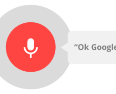Google Now Commands
