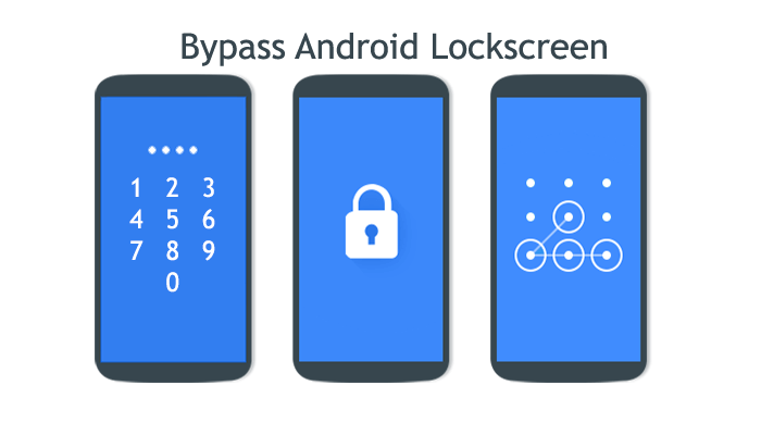 Bypass Android Lockscreen