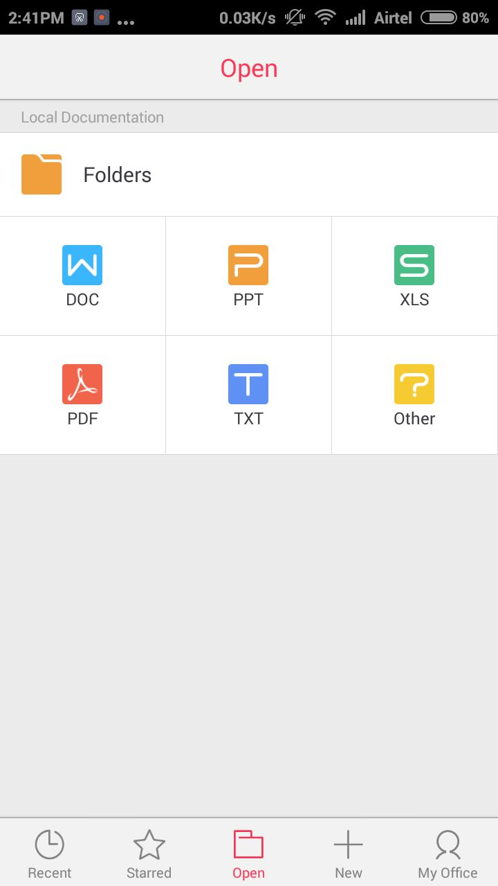 Read and Edit Documents in Mobile WPS Office
