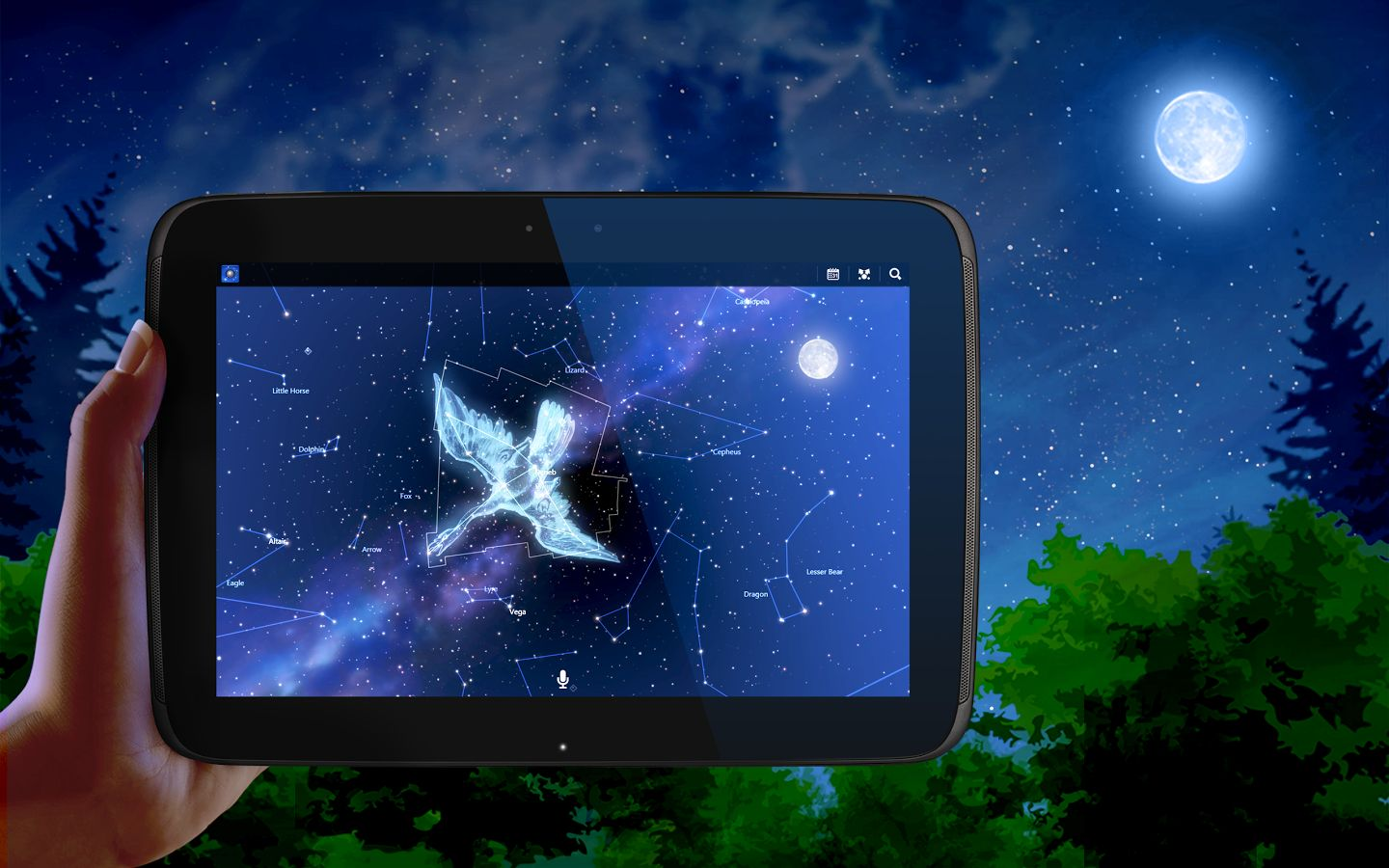 Starchart Android App