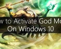How-to-Activate-Windows-10-God-Mode