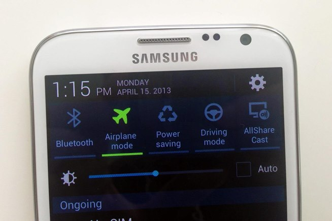 Put Your Phone in Airplane Mode for Faster Charging