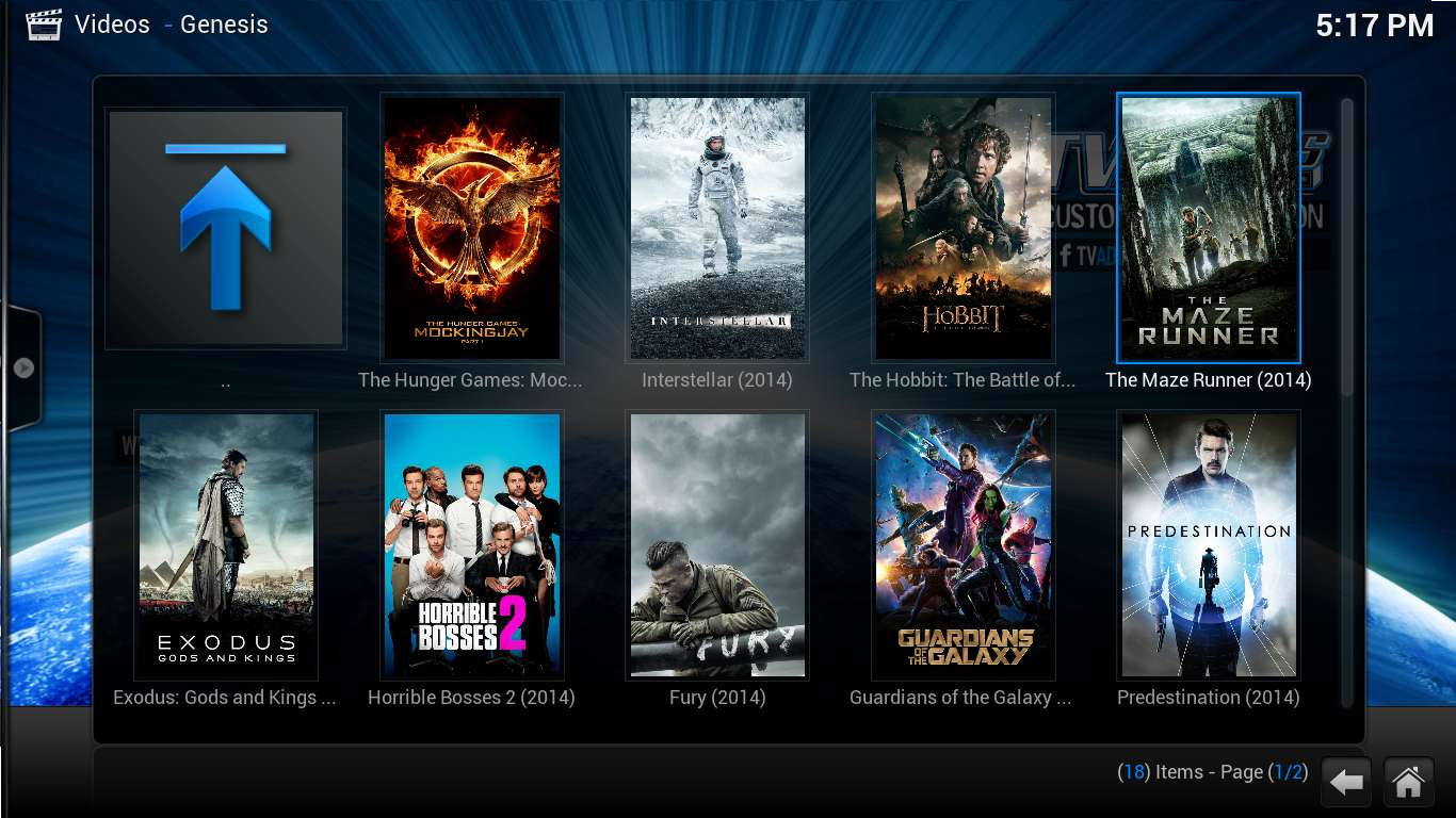 Kodi Best Media Player for Windows