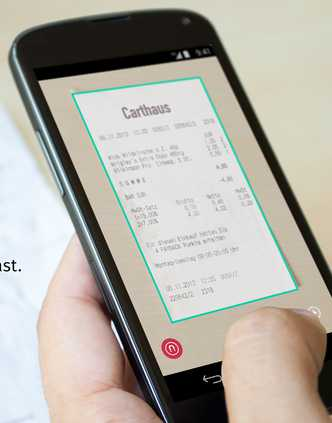 Scan Documents from Mobile
