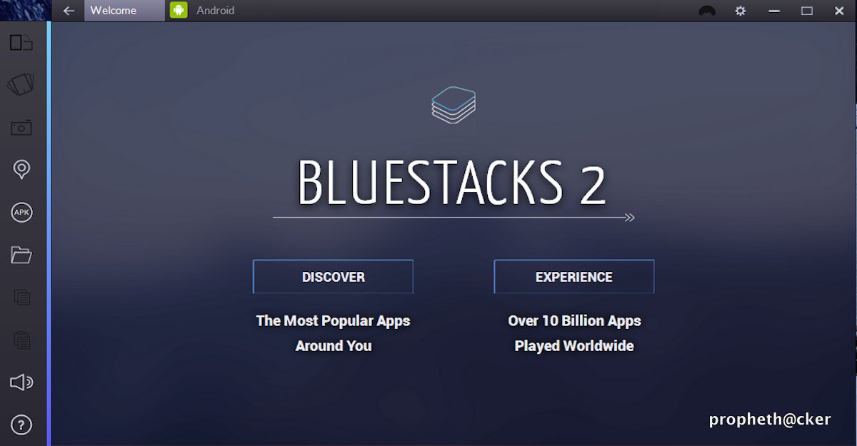 Bluestacks 2 Run Android Apps in Windows Latest Version