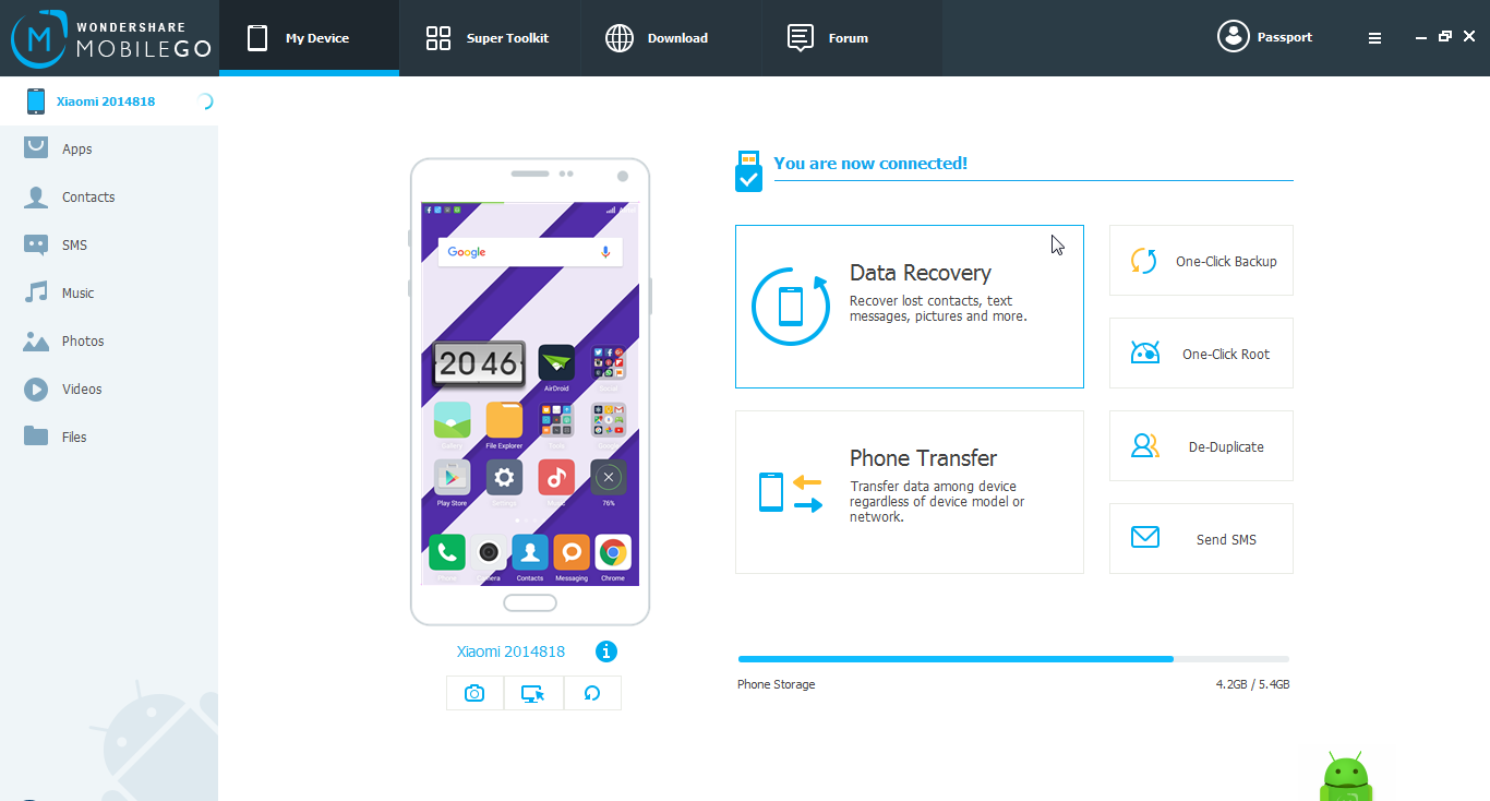 How to Recover Deleted SMS from Android (Step by Step Full ...