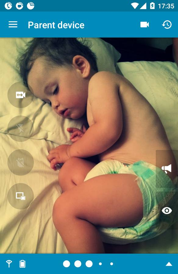 Baby Monitor Android App