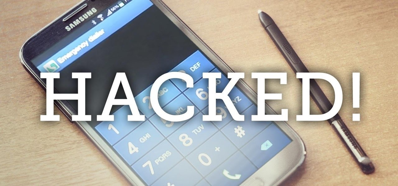Mobile Phone Hacked