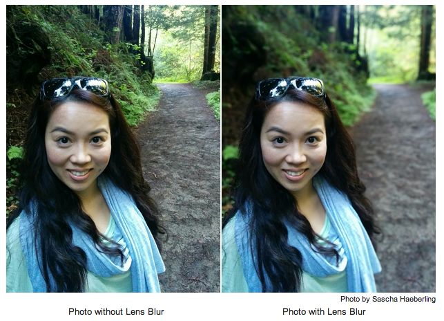 How to Take Lens Blur Photo in Android and add 3D Effects
