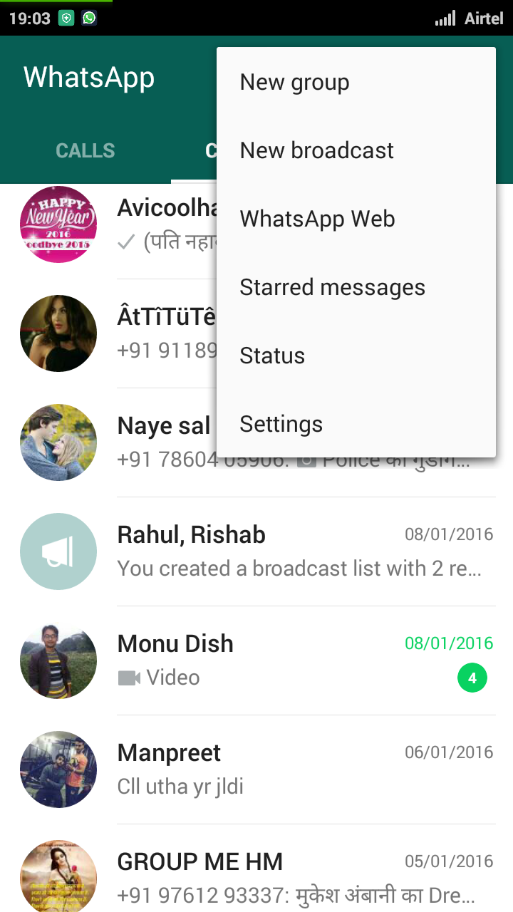 Whatsapp Web in your Android App