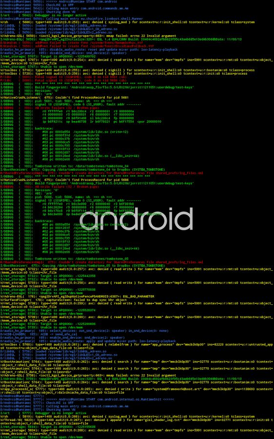 Liveboot Android App