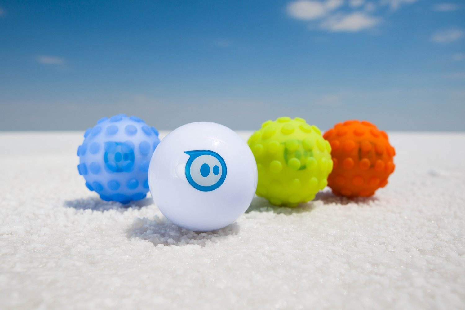 Sphero 2.0- The App-Enabled Robotic Ball