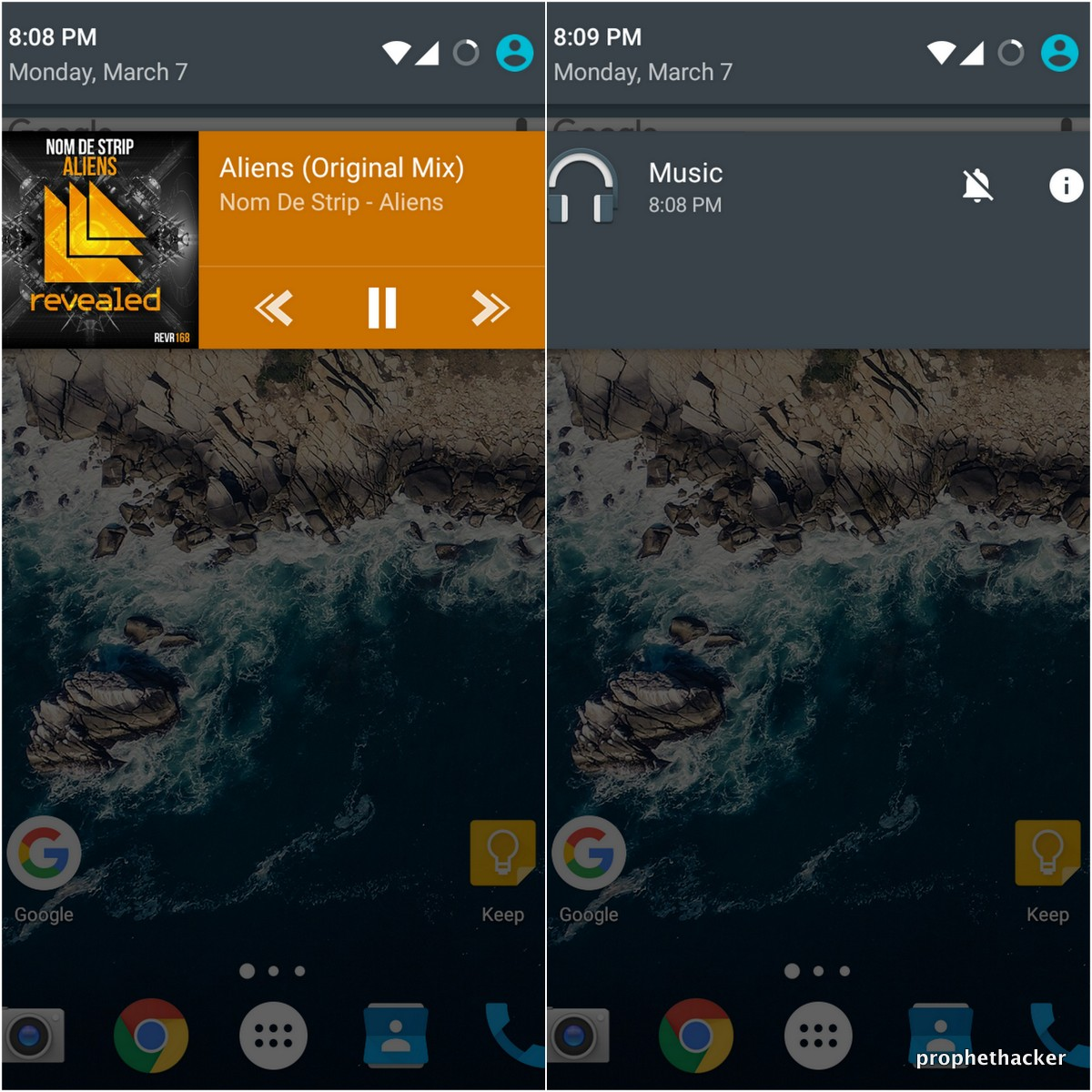 Stop Annoying Notification in Android