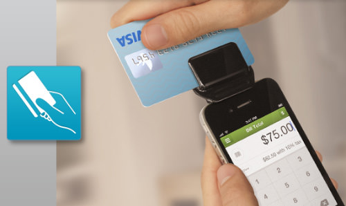 Credit Card Reader for Android Mobile