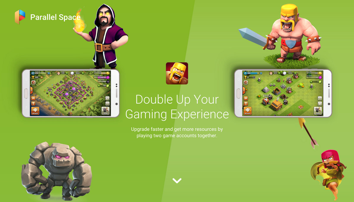 Add Two Accounts of Game in your Android Phone