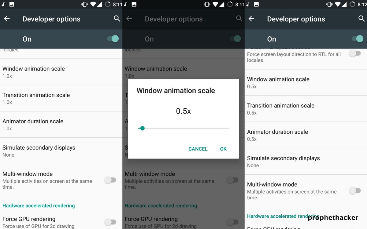 Phone Tricks On Android Phone 10 android tips tricks you probably didnt know about marshmallow change animation scale