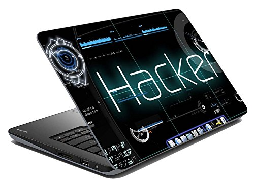 Hacker Laptop skin