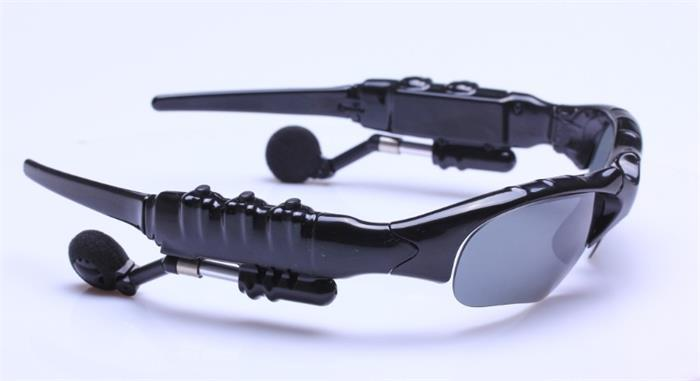 Bluetooth Sunglass with MP3 Player