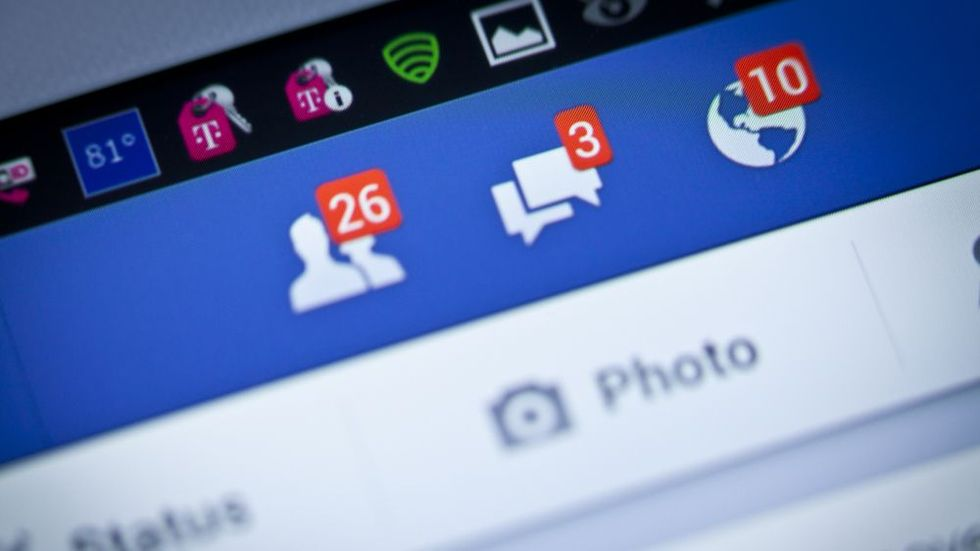 Hidden Facebook Message in Android Mobile or Web