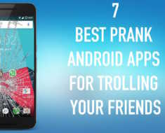 BEST HILARIOUS PRANK ANDROID APPS FOR TROLLING YOUR FRIENDS