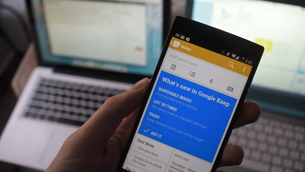 10 Google Keep Tricks and Tips