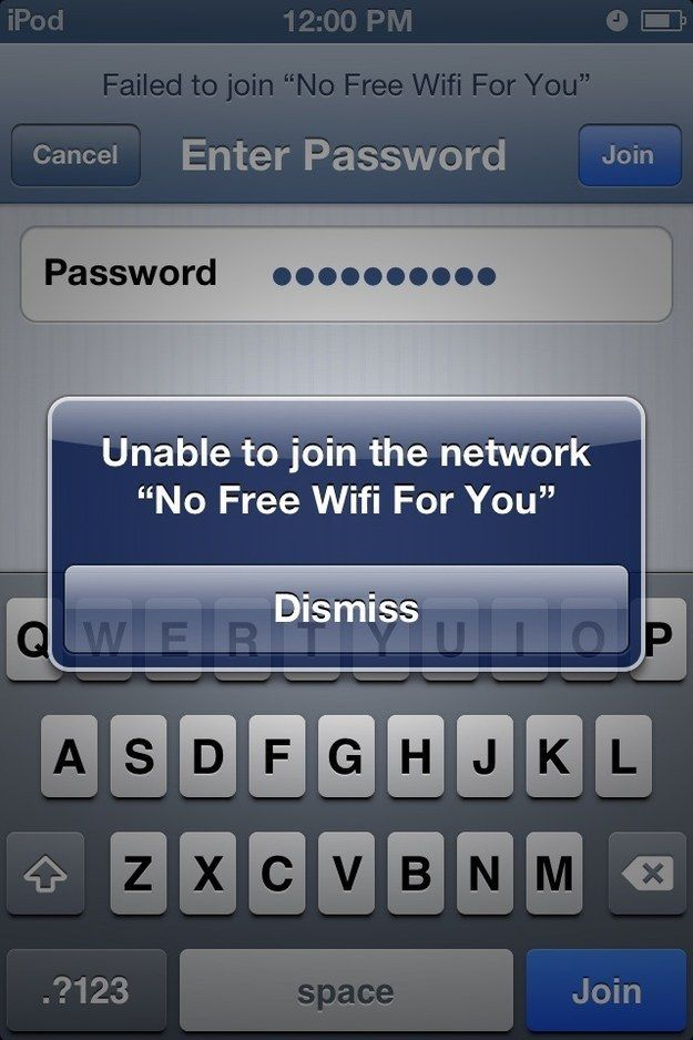 Hilarious Wifi NAME