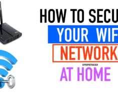 How to Secure Your Wireless Wi-Fi Network