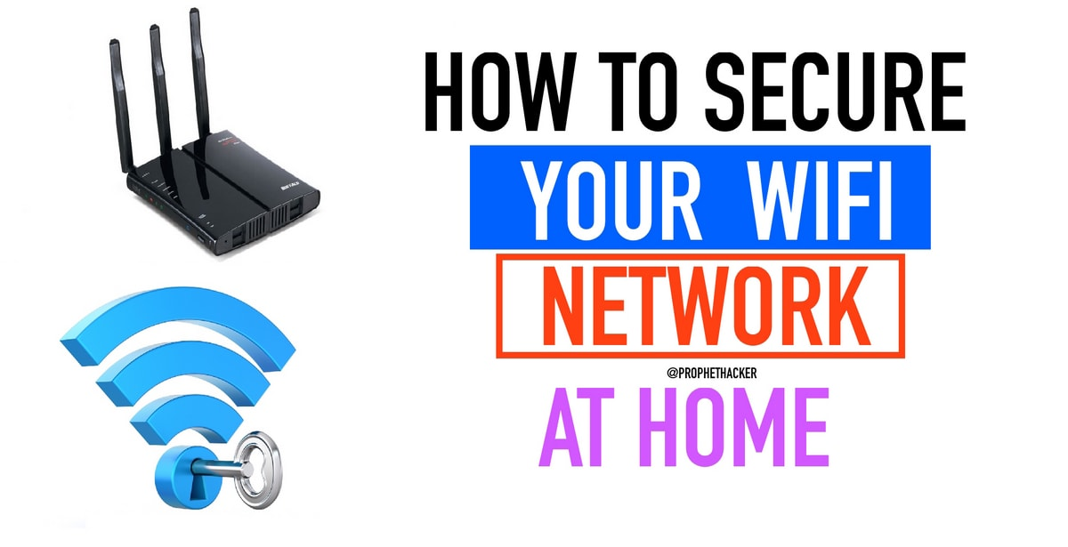 How To Secure Your Wireless Wi