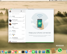 Whatsapp Released New Desktop app for Windows and Mac OSX