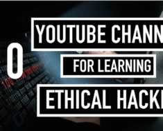 Follow These 10 YouTube Channels for Learning Ethical Hacking Course Online