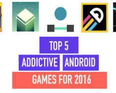 2016 Most Addictive Android Games for mobile