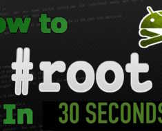 Root Any Android Phone in 30 Seconds