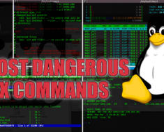 10 Most Dangerous Linux Commands
