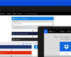Microsoft Flow Website