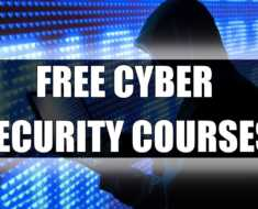 13 Free Cyber Security Courses That Will Keep You Safe Online