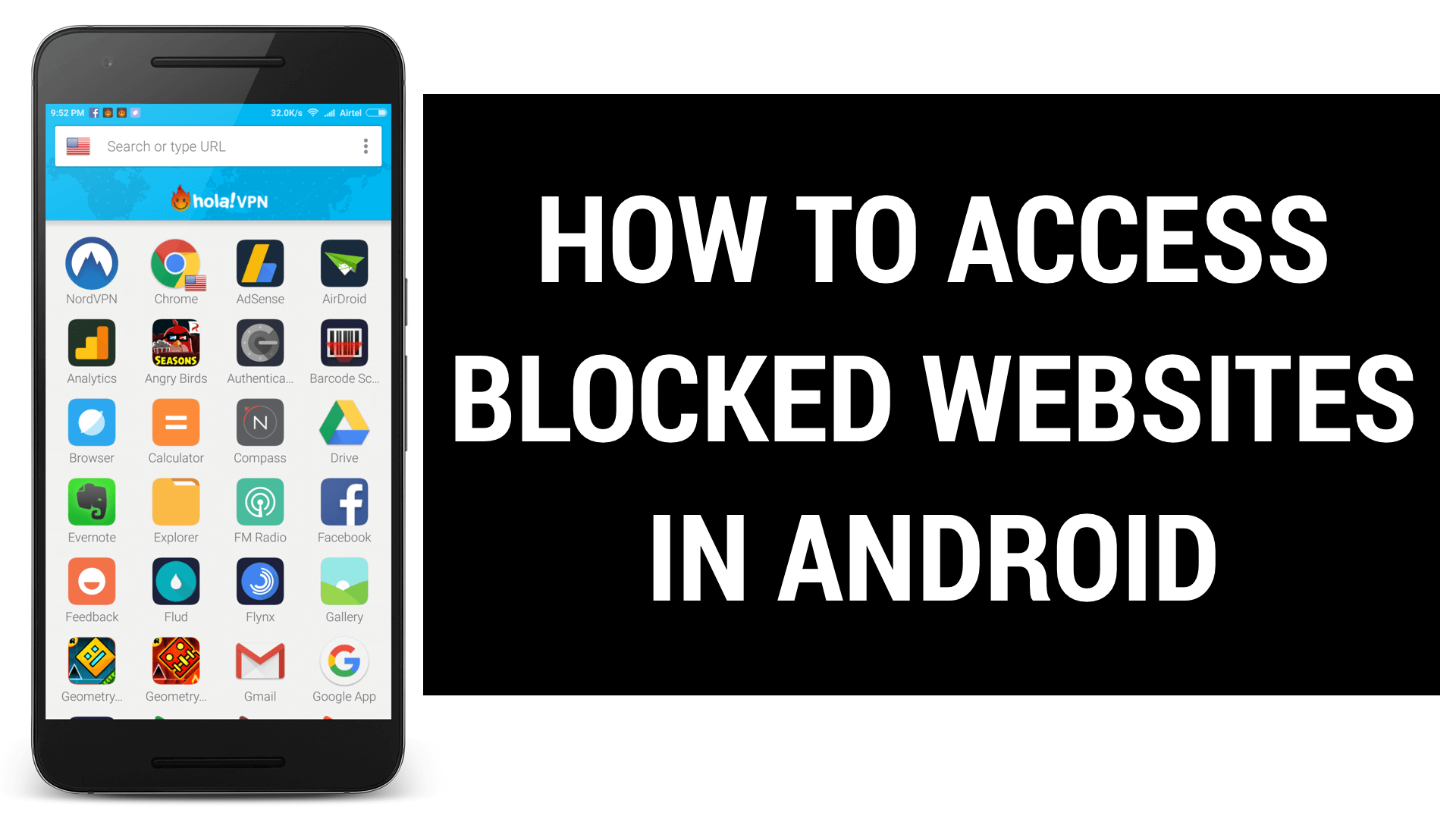 How to access blocked websites on any android device ccuart Image collections