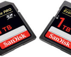 SanDisk Just Revealed a Monstrous 1 Terabyte SD Memory Card