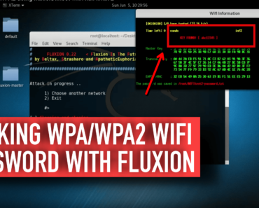 Crack WPA/WPA2 Wifi Password Without Dictionary/Brute Fore Attack using Fluxion