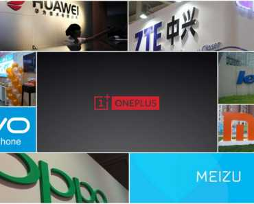8 Reason why Chinese Smartphones are so cheap