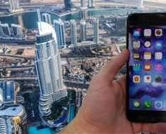 This Guy Dropped His New iPhone 7 Plus From The World's Tallest Building (829 meters), Because Why Not